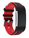 Watch Band for Fitbit Charge 2 Fitbit Sport Band Modern Buckle Silicone Wrist Strap