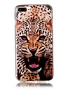 Назначение iPhone X iPhone 8 Чехлы панели С узором Задняя крышка Кейс для Животное Мягкий Термопластик для Apple iPhone X iPhone 8 Plus