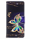 Case For Samsung Galaxy Note 8 Wallet Card Holder with Stand Flip Pattern Magnetic Full Body Butterfly Hard PU Leather for Note 8