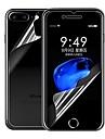 Защитная плёнка для экрана Apple для iPhone 8 PET 2 штs Защитная пленка для экрана Защитная пленка для задней панели HD Взрывозащищенный
