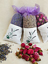 Modern/Contemporary Flower & Bud Sachet 1pc, Candle / Candle Holder