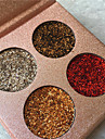 Palette Fard a paupieres Mat Lueur Palette Fard a paupieres Poudre Maquillage Quotidien Maquillage d\'Halloween Maquillage de Fete