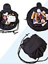 1шт ленивый человек большой размер drawstring сгруппированный сумка для макияжа