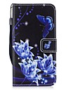 Case For Samsung Galaxy J3 (2017) Card Holder Wallet with Stand Flip Full Body Butterfly Hard PU Leather for J3 (2017)