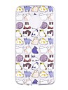 Case For Motorola MOTO G5 Plus MOTO G4 Plus Pattern Back Cover Cat Cartoon Soft TPU for Moto G5 Plus Moto G5 Moto G4 Plus Moto G4 Play