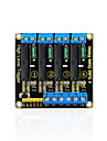 Keyestudio Four Channel Solid State Relays Module for Arduino