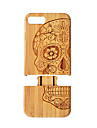 Case For Apple iPhone 8 Plus iPhone 7 Plus Shockproof Back Cover Wood Grain Hard Bamboo for iPhone 8 Plus iPhone 7 Plus