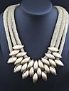 Žene Izjava Ogrlice Smola Statement dame Crn Pink Duga Ogrlice Jewelry 1 Za Kauzalni Spoj