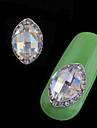 2 Elegant Mode Bijoux a ongles Haute qualite Nail Art Design Quotidien