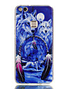 Case For Huawei P8 Lite (2017) P10 Lite Ultra-thin Pattern Back Cover Animal Soft TPU for P10 Lite P10 P9 Lite P8 Lite P8 Lite (2017)