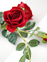 Artificial Flowers 1 Branch Modern Style Roses Tabletop Flower