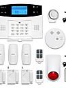 GSM / PSTN Platforma GSM / PSTN Bezprzewodowa klawiatura / SMS / Telefon 433 Hz na