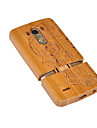 Case For LG G3 Shockproof Back Cover Skull Hard Bamboo for LG G3