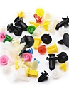 500 Pcs Automotive Car Clips Assortment