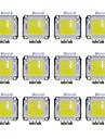 LED чип Аксессуары для ламп 12шт 50W Осветительная арматура