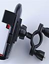 Bike Mobile Phone mount stand holder Adjustable Stand Mobile Phone Buckle Type Plastic Holder