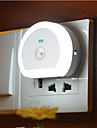 YWXLIGHT® 1pc LED Night Light White USB Powered Light Control with USB Port Easy Carrying