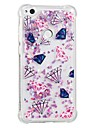 Case For Huawei P8 Lite (2017) P10 Lite Shockproof Flowing Liquid Pattern Back Cover Geometric Pattern Soft TPU for P10 Lite P8 Lite