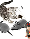 Pet Toy Interactive Wireless Remote Control  Cute RC Mouse Toy For Dog Cat Kid Playing Pet Product