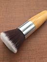 Concealer Brush Powder Brush Contour Brush Blush Brush Nylon Eco-friendly Travel Size Bamboo Face