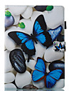 Case For Apple iPad Pro 10.5 / iPad (2017) Wallet / with Stand / Flip Full Body Cases Butterfly Hard PU Leather for iPad Air / iPad 4/3/2 / iPad Pro 10.5