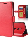 Case For Sony Xperia XA2 Ultra Xperia XZ2 Card Holder Wallet with Stand Flip Magnetic Full Body Cases Solid Color Hard PU Leather for