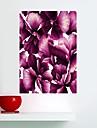 Цветочные мотивы/ботанический Наклейки Простые наклейки 3D наклейки Наклейки для животных Декоративные наклейки на стены, Винил Украшение
