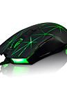 AJAZZ AJ52pro Проводное Gaming Mouse DPI Регулируемая Подсветка Многофункциональный 750/1200/1600/2400