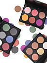 6pcs EyeShadow Cute / Waterproof / Palette Combination / Dry / Normal Shadow Powder Thick Smokey Makeup / Cateye Makeup / Fairy Makeup