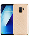 Coque Pour Samsung Galaxy A8 2018 A8 Plus 2018 Ultrafine Coque Couleur unie Flexible TPU pour A3 (2017) A5 (2017) A7 (2017) A8+ 2018 A8