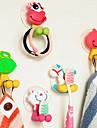 Haken Multifunctioneel / Schattig / Creatief Cartoon Silicium Rubber / PVC 1pc - Hulpmiddelen Tandenborstel en accessoires