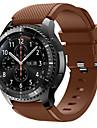 Ремешок для часов для Gear S3 Frontier Samsung Galaxy Современная застежка силиконовый Повязка на запястье