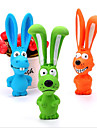 Squeaking Toy Portable Soft Cartoon Toy Rubber For Dogs Cats