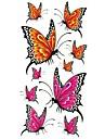 1 pcs dočasné tetování Voděodolné Tělo / paže / rameno Tetovací nálepky