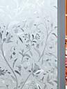 Virágos Virágos Matt, PVC/Βινύλιο Anyag Ablakstílus Nappali Bath Room / Kávézó