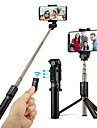 VORMOR Selfie Stick Bluetooth Extendable Max Length 68cm Android / Universal / iOS Android / iOS