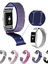 시계 밴드 용 Fitbit Charge 2 핏빗 모던 버클 나일론 손목 스트랩