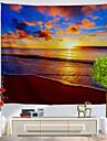 Urlaub Wand-Dekor Polyester Klassisch Wandkunst, Wandteppiche Dekoration