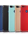 Etui Til Huawei Honor 9 Lite / Honor 7X Matt Bakdeksel Ensfarget Hard PC til Honor 9 / Huawei Honor 9 Lite / Honor 8