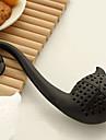 1pc Plastique Passoires a The Mignon / Resistant a la chaleur / Creative Kitchen Gadget ,  6*3*13cm