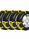 12pcs Car Snow Chains Business Buckle Type For Car Wheel For General Motors General Motors All years