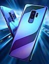 케이스 제품 Samsung Galaxy S9 Plus / S9 투명 / 컬러 그라데이션 뒷면 커버 컬러 그라데이션 하드 PC 용 Galaxy S9 / S9 Plus / S8 Plus