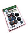 Kits de piezas de repuesto del controlador del juego Para Xbox Uno ,  Kits de piezas de repuesto del controlador del juego ABS 1 pcs unidad