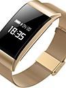 KUPENG A66 Unisex Smart-Armband Android iOS Bluetooth Wasserfest Blutdruck Messung Touchscreen Verbrannte Kalorien Niedlich Schrittzaehler Anruferinnerung AktivitaetenTracker Schlaf-Tracker Sedentary