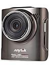 Anytek A3 1080p Ночное видение Автомобильный видеорегистратор 170° Широкий угол 2.4 дюймовый Капюшон с G-Sensor Автомобильный рекордер