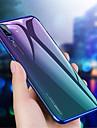غطاء من أجل Huawei P20 / P20 Pro تصفيح غطاء خلفي لون سادة ناعم TPU إلى Huawei P20 / Huawei P20 Pro / Huawei P20 lite