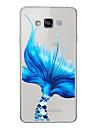 מגן עבור Samsung Galaxy A7(2017) / A7(2016) תבנית כיסוי אחורי אנימציה רך TPU ל A3 (2017) / A5 (2017) / A7 (2017)