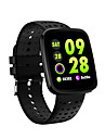 Smart-Armband fuer iOS / Android Blutdruck Messung / Verbrannte Kalorien / UEbungs Tabelle / Distanz Messung / Schrittzaehler Schrittzaehler / Anruferinnerung / Schlaf-Tracker / Sedentary Erinnerung