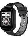 STQ1PRO Άντρες Έξυπνο ρολόι Android iOS Bluetooth Αδιάβροχη Συσκευή Παρακολούθησης Καρδιακού Παλμού Οθόνη Αφής Θερμίδες που Κάηκαν Μεγάλη Αναμονή / Βηματόμετρο / Υπενθύμιση Κλήσης / 2 MP