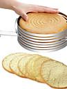 Bakeware eszközök Rozsdamentes acél Újonnan érkező / DIY Mindennapokra / Praktikus  konyhai eszközök desszert Tools 1db